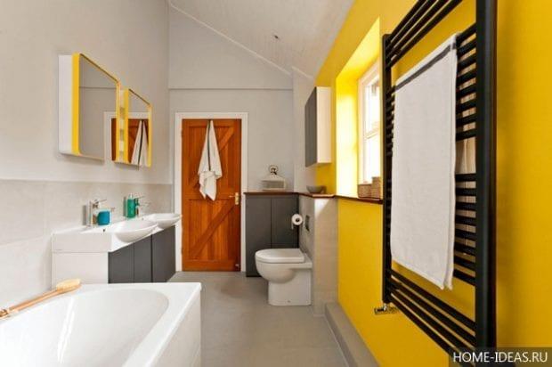 10 способов добавить цвет в дизайн ванной комнаты