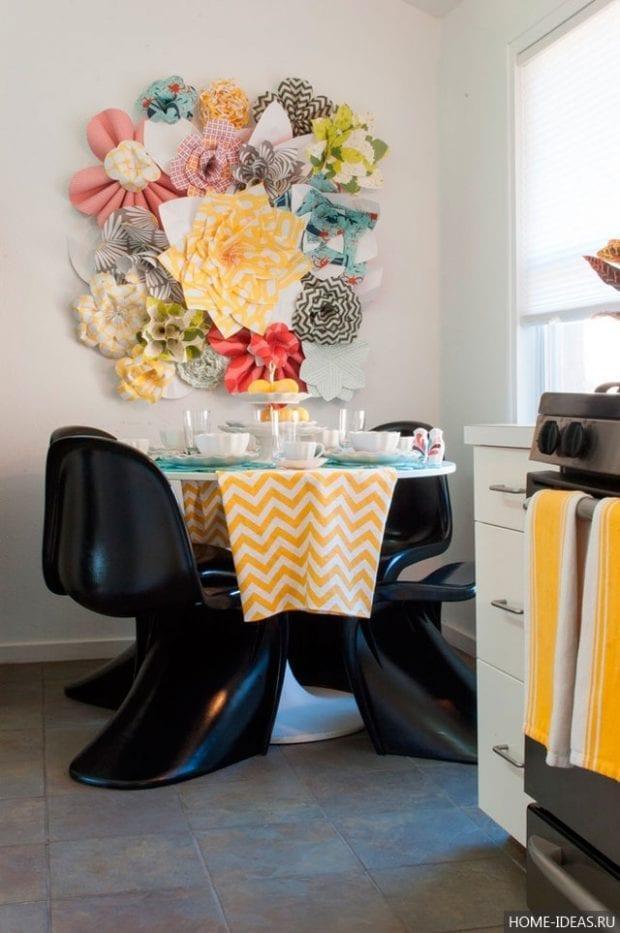 14 декоративных решений, с изысканной легкостью преображающих жилое пространство