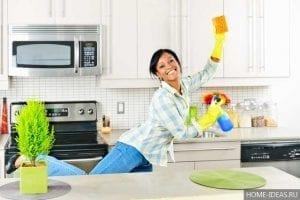 14 советов, которые сэкономят ваше время во время уборки дома и чистки вещей