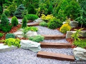 15 приемов органичного ландшафтного дизайна