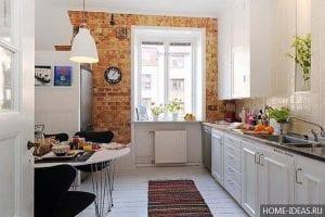 30 идей оформления кухни в скандинавском стиле