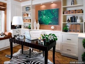 4 золотых правила организации домашнего офиса