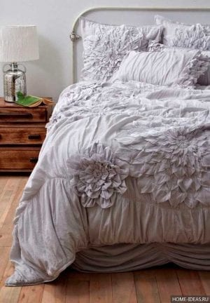 5 проверенных временем цветов оформления для вашей спальни