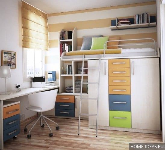 5 способов сэкономить пространство в квартире