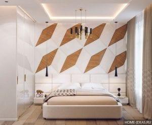 7 спален с потрясающими акцентными стенами