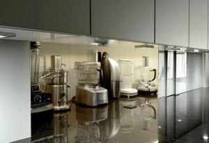 Бытовая техника на маленькой кухне: все под рукой