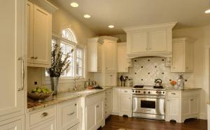 Угловые кухонные гарнитуры — идеи дизайна