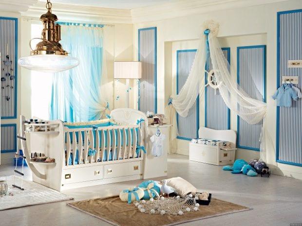 Детская комната для новорожденного: советы по обустройству