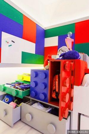 Мебель в детскую — фото интересных идей
