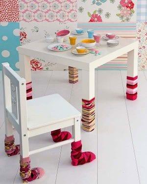 Дизайн детской комнаты ребенка от 4 до 8 лет
