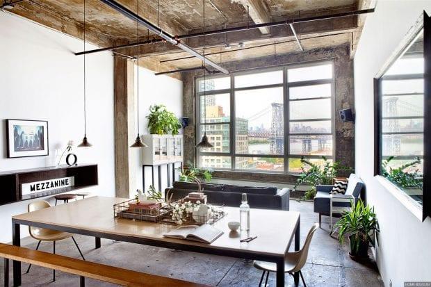 Дизайн квартиры студии — современные идеи 2015: фото