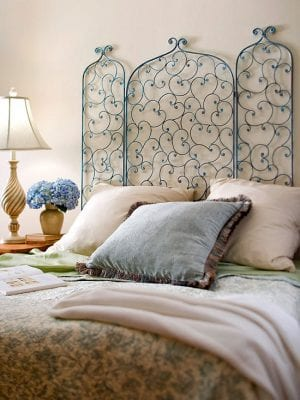 Дизайн спальни: оформляем изголовье кровати