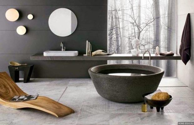 Дизайн ванной современные идеи 2015: фото