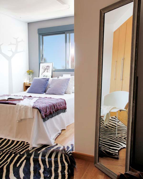 Две маленькие двухкомнатные квартиры из Испании