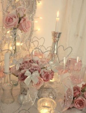 Идеи декора квартиры ко Дню Святого Валентина