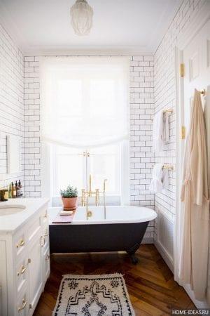 Лучшие идеи для маленькой, но функциональной ванной комнаты