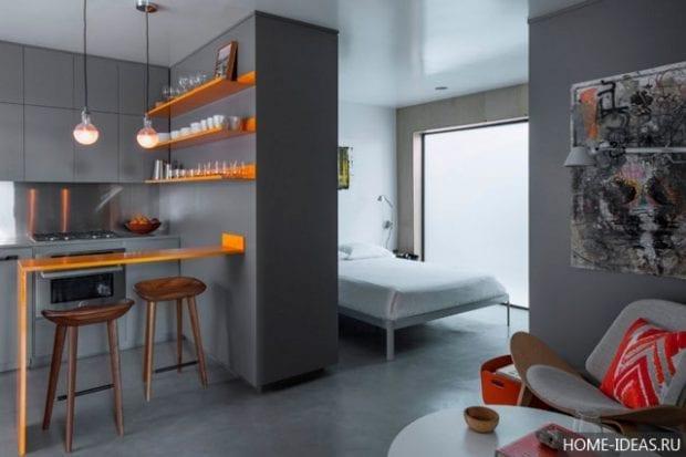 Идеи для ремонта маленькой квартиры: фото