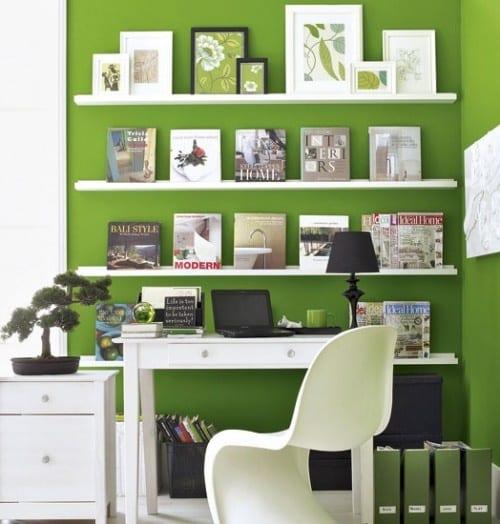 Идеи оформления домашнего офиса
