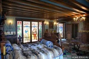 Интерьер недели: 15-комнатная квартира Никаса Сафронова