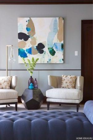 Интерьеры гостиной: фото — просто и со вкусом