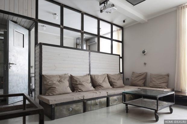 Идеальная квартира холостяка