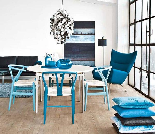 Как оформить обеденную зону в гостиной