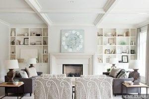 Как расставить мебель в квадратной комнате?