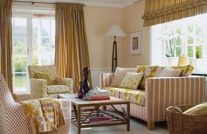Как шторы, ковры и покрывала преображают жилье