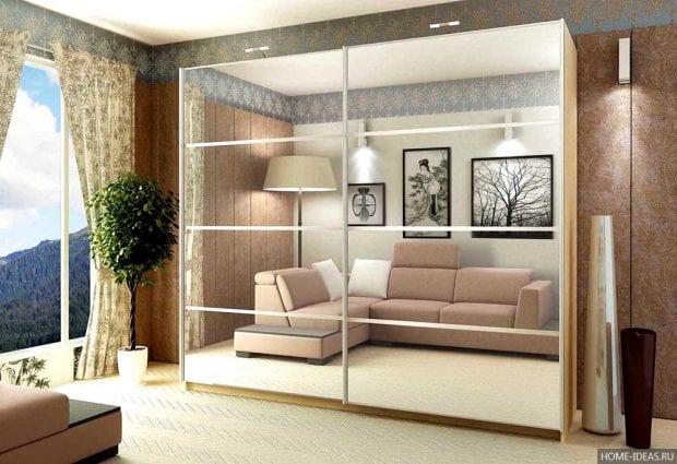 Как визуально увеличить пространство в квартире