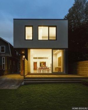 Канадский подход к энергоэффективному жилищу