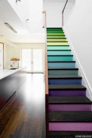 Лестницы в частном доме на второй этаж