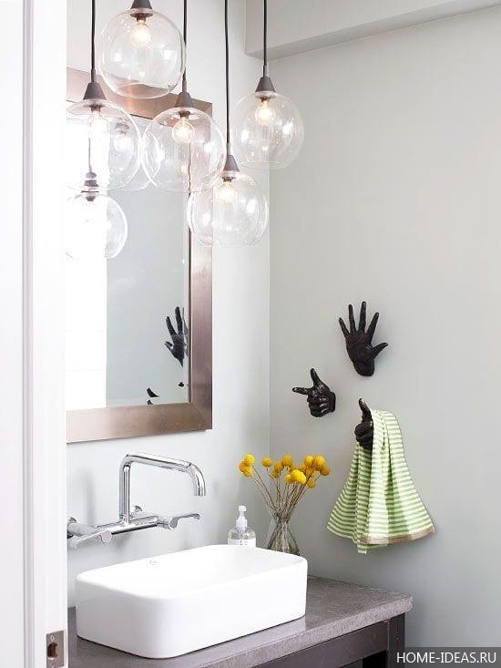 Маленькая деталь домашнего порядка – выбираем крючки для ванной комнаты