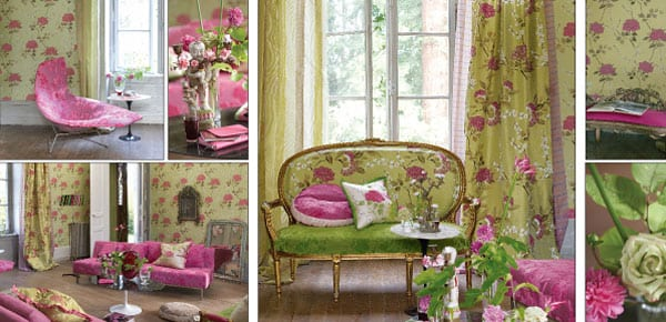 О зеленом в интерьере и его сочетаниях с другими цветами