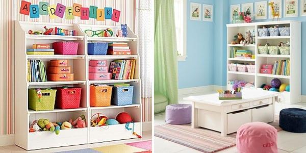 Обустраиваем игровую зону в детской комнате