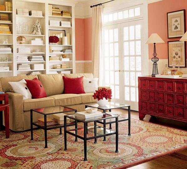 Оформляем интерьер гостиной стильно и со вкусом