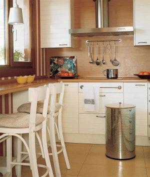 Оптимизируем пространство на маленькой кухне