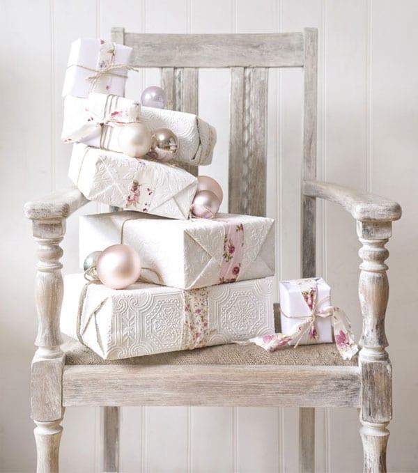 Оригинальная упаковка новогодних подарков