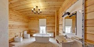 Отделка пола в ванной комнате