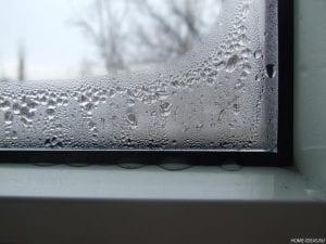 Почему потеют пластиковые окна изнутри в квартире?