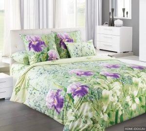 Постельное белье как украшение спальни