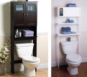 Раздельный санузел: дизайн маленького туалета