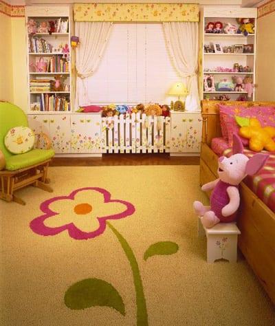 С чего начать планирование дизайна детской