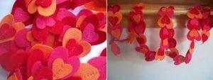 Шьем декоративные подушки в форме сердца