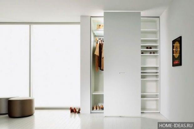 Шкаф-купе в прихожую: фото, дизайн, идеи