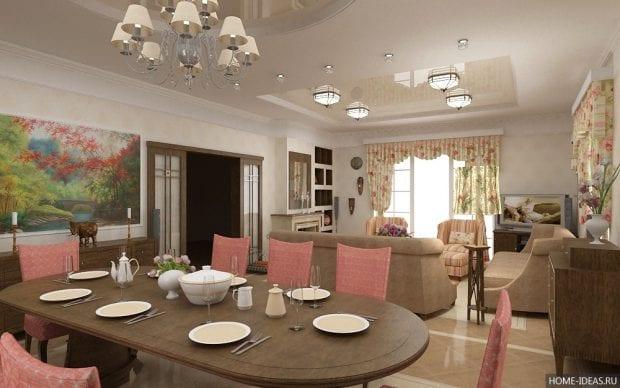 Создаем грамотное освещение в гостиной и спальне