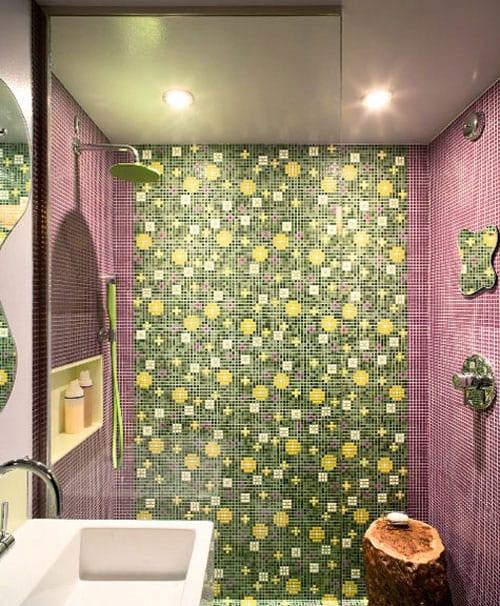 Создаем привлекательный интерьер розовой ванной