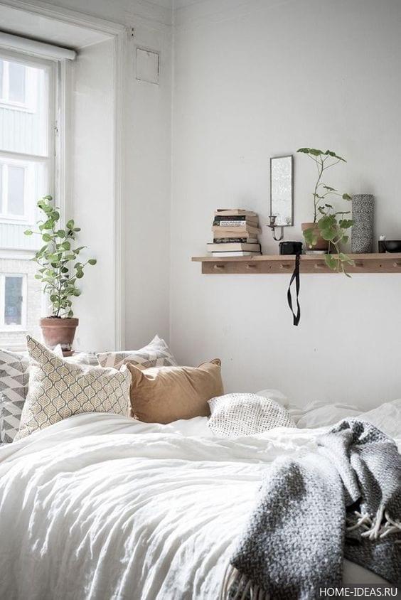 Спальни: тренды дизайна 2017 года — 75 фото