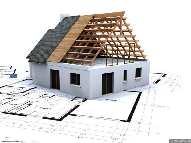 Строительство частного дома: с чего начать?