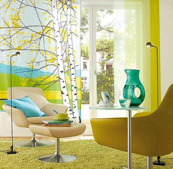 Уютные уголки и интересные идеи в дизайне гостиных