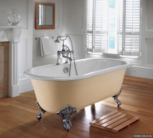 Ванна акриловая или стальная: что лучше?